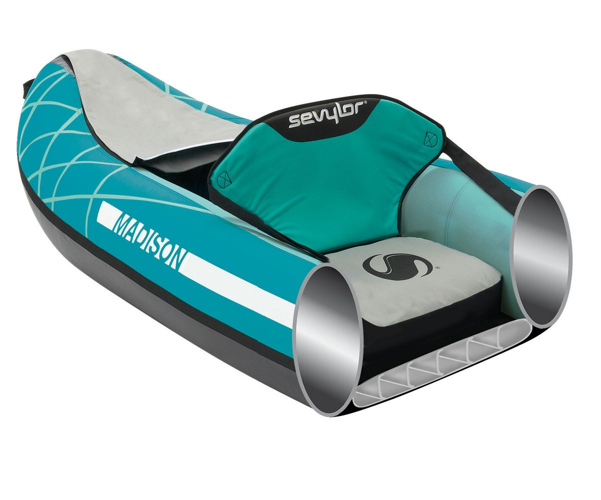 Sevylor Madison Inflatable Kayak Kit Grasshopper Leisure